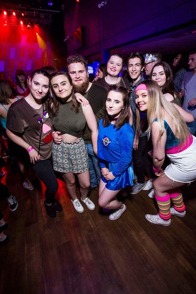 Image may contain: Disco, Night Club, Club, Footwear, Clothing, Shoe, Apparel, Party, Person, Human
