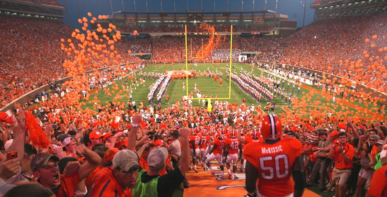 Clemson Is One Of The Top Colleges In The Nation Says Forbes