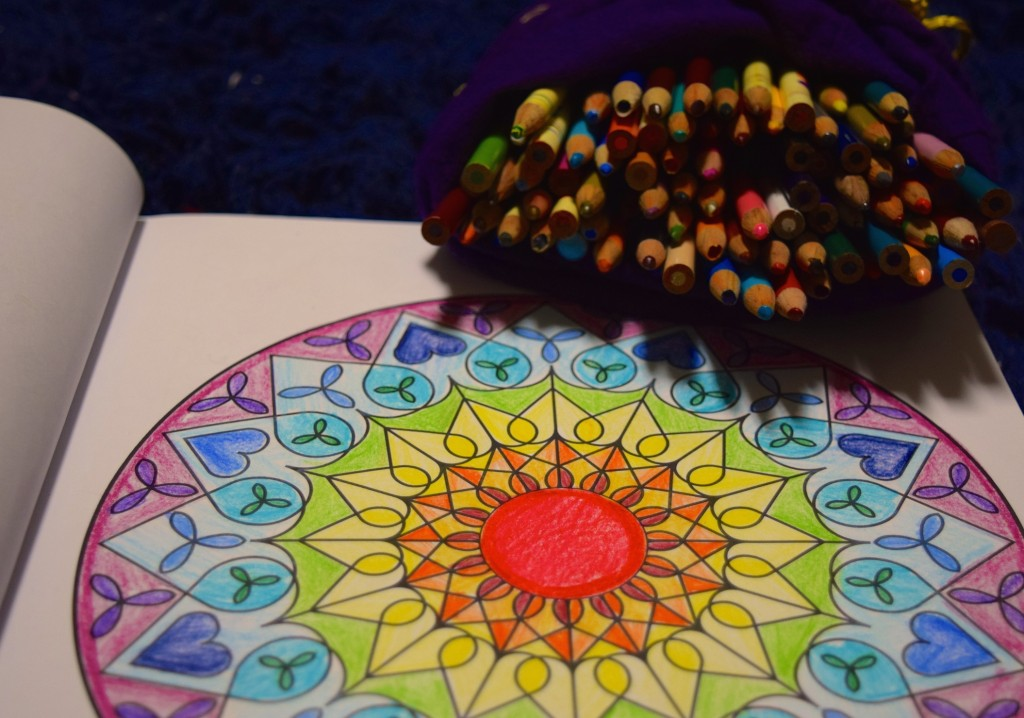 Coloring Is Most Beneficial By Yourself If Youre Looking For The Stress Relieving Benefits However It Can Be A Lot Of Fun To Do With Friends As Well