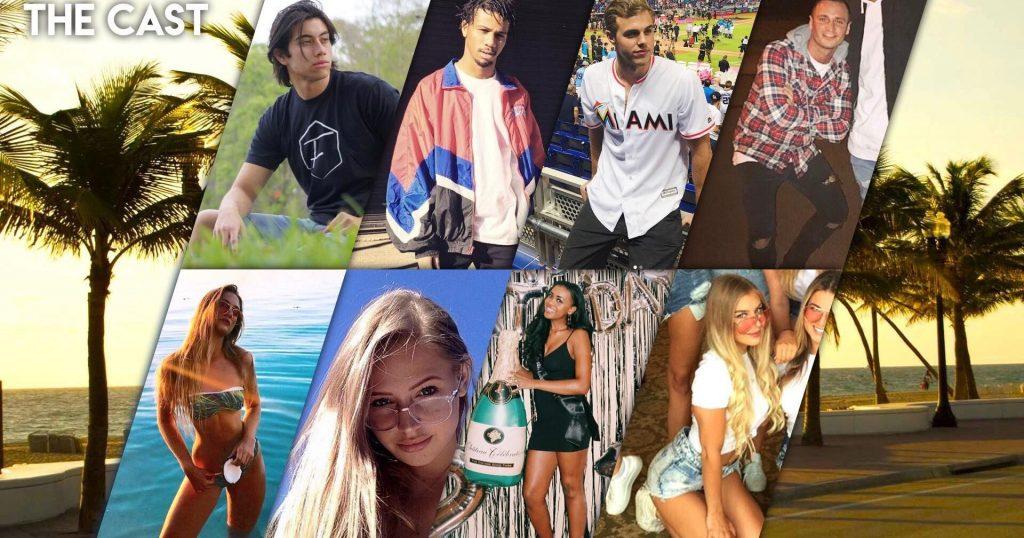 Image may contain: Bikini, Swimwear, Clothing, Poster, Collage, Person, People, Human