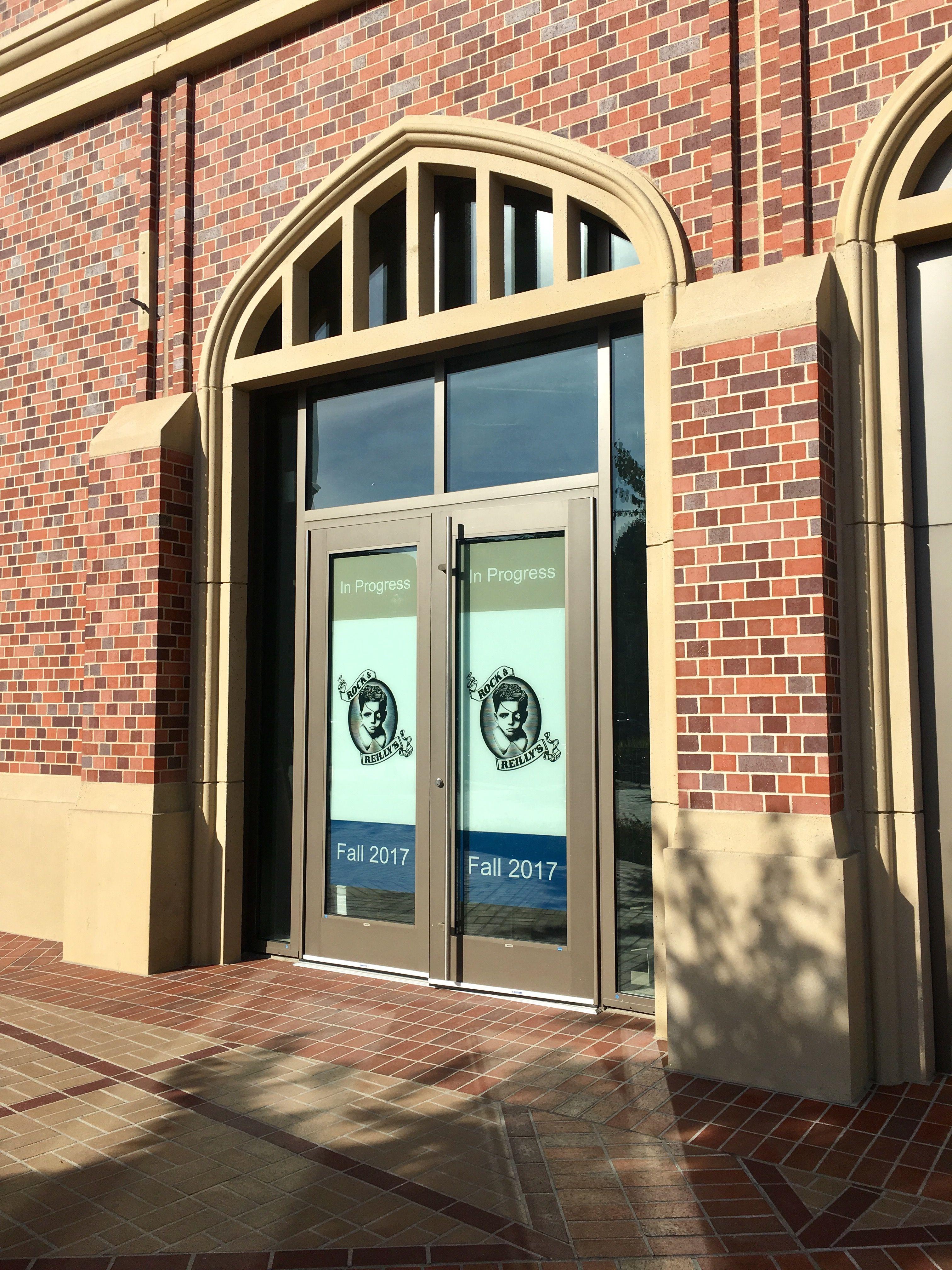 Image may contain: Folding Door, Door, Tile, Brick