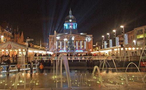 Nottingham-market-square
