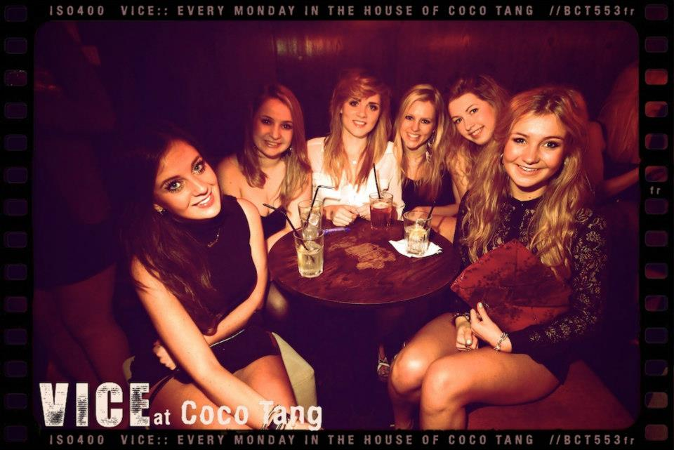 Gorgeous girls in Coco Tang