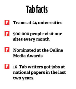 tab facts