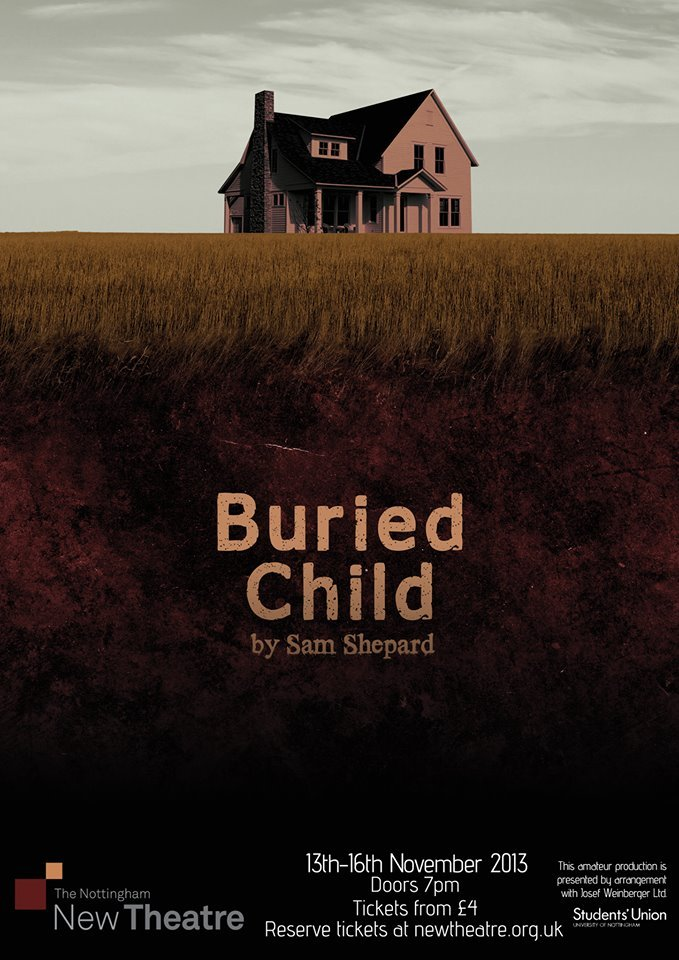 an analysis of the buried child a play by sam shepard The tortured relationships depicted in sam shepard's pulitzer prize-winning play are brought to buried child – review curve there was a child and it was.