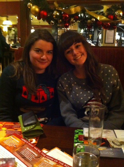 Christmas jumpers at the ready!
