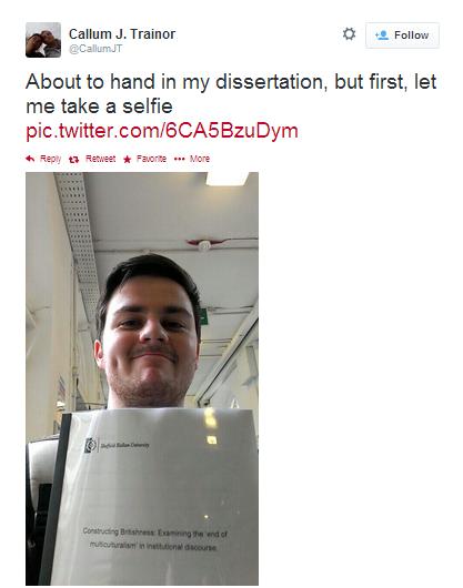 Dissertation puns
