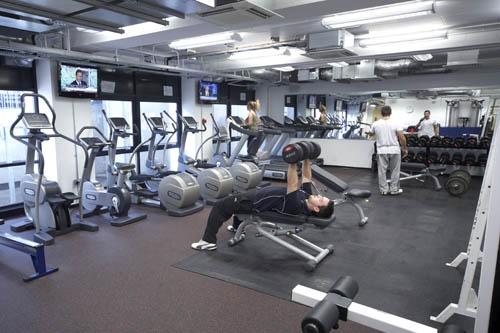 better gym jubilee sports centre