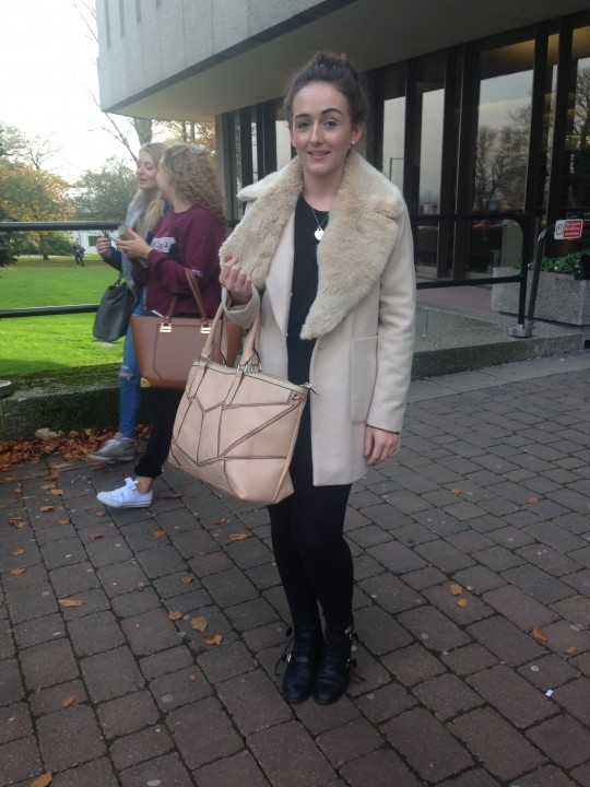 Katie Parry, 2nd Year, Law
