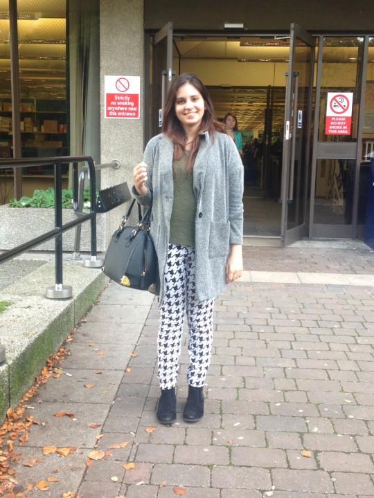 Sarah Crist, 2nd Year, Sociology
