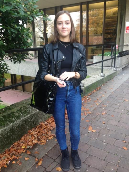 Nikoleta Lubiszewska, 1st Year, Criminology and Sociology