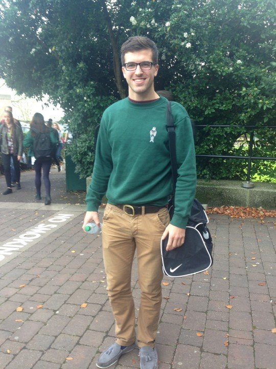 Tom Bottomley, 2nd year, History and Politics