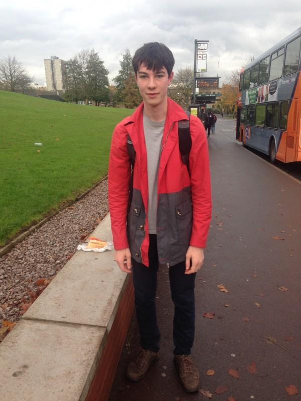 Harry Altoft, Cheimcal Engineering, 2nd year
