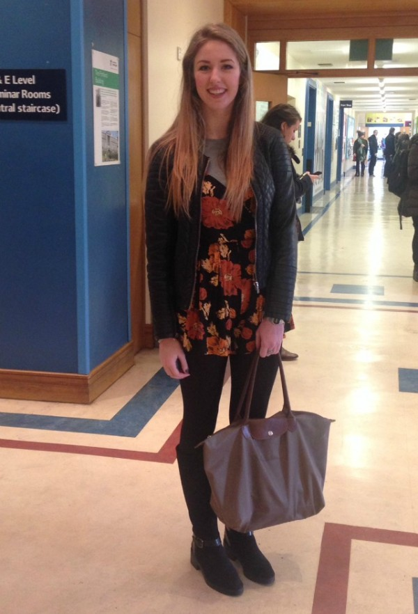 Ashlea Hutton, Contemporary Chinese Studies, 3rd Year