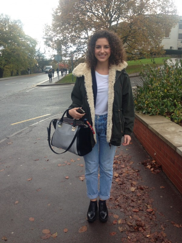 Isabelle Dawes, English Literature, 2nd Year