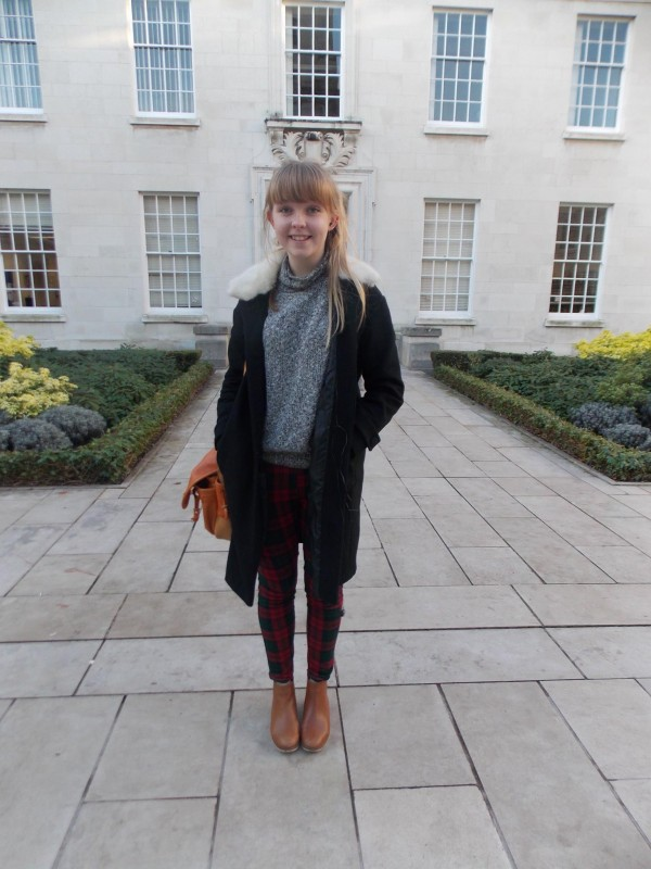 Lucy Bristow, 1st year Spanish, Politics and Portuguese