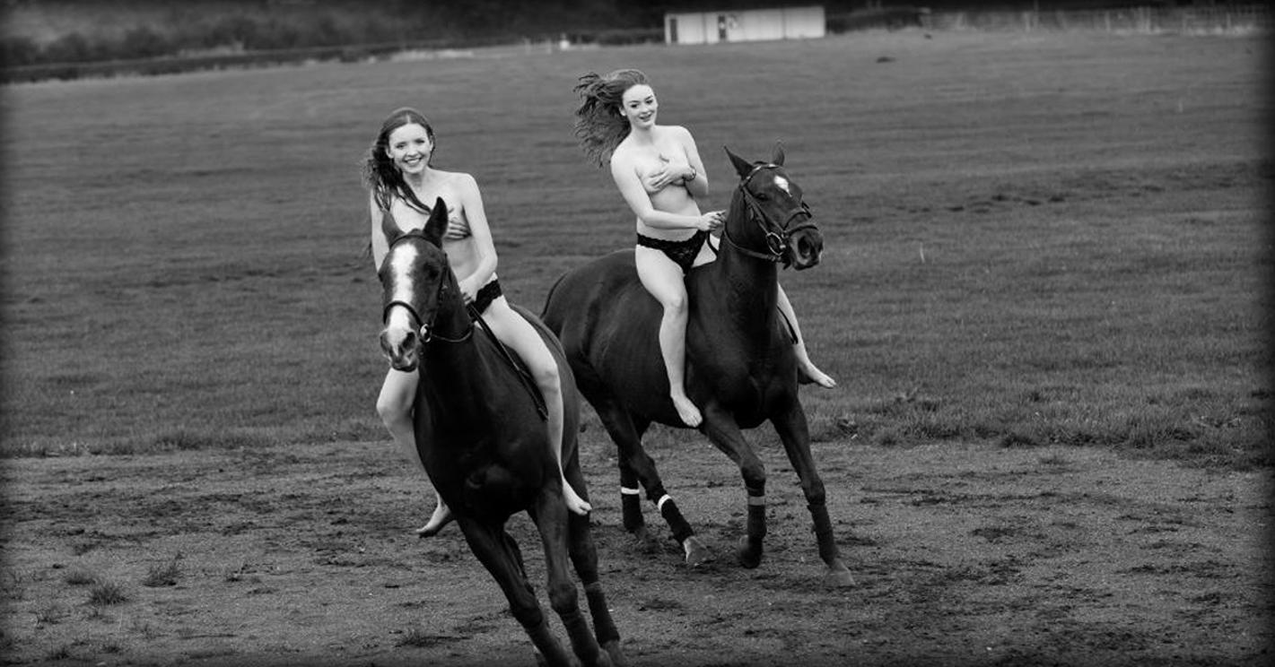 Congratulate, the Girls horse riding calendar interesting phrase
