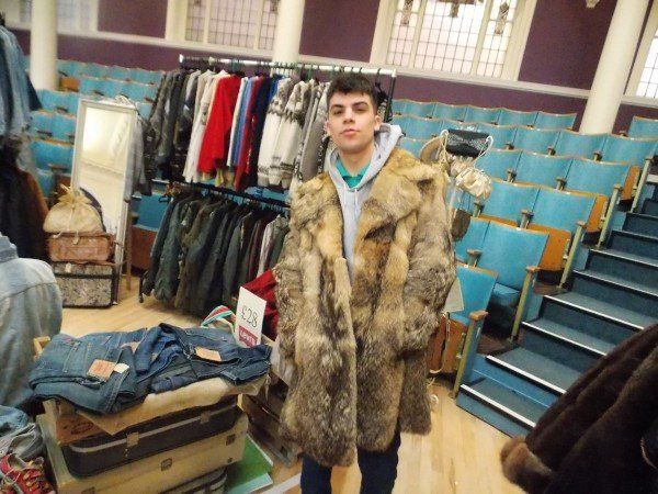 I'm gonna pop some tags..