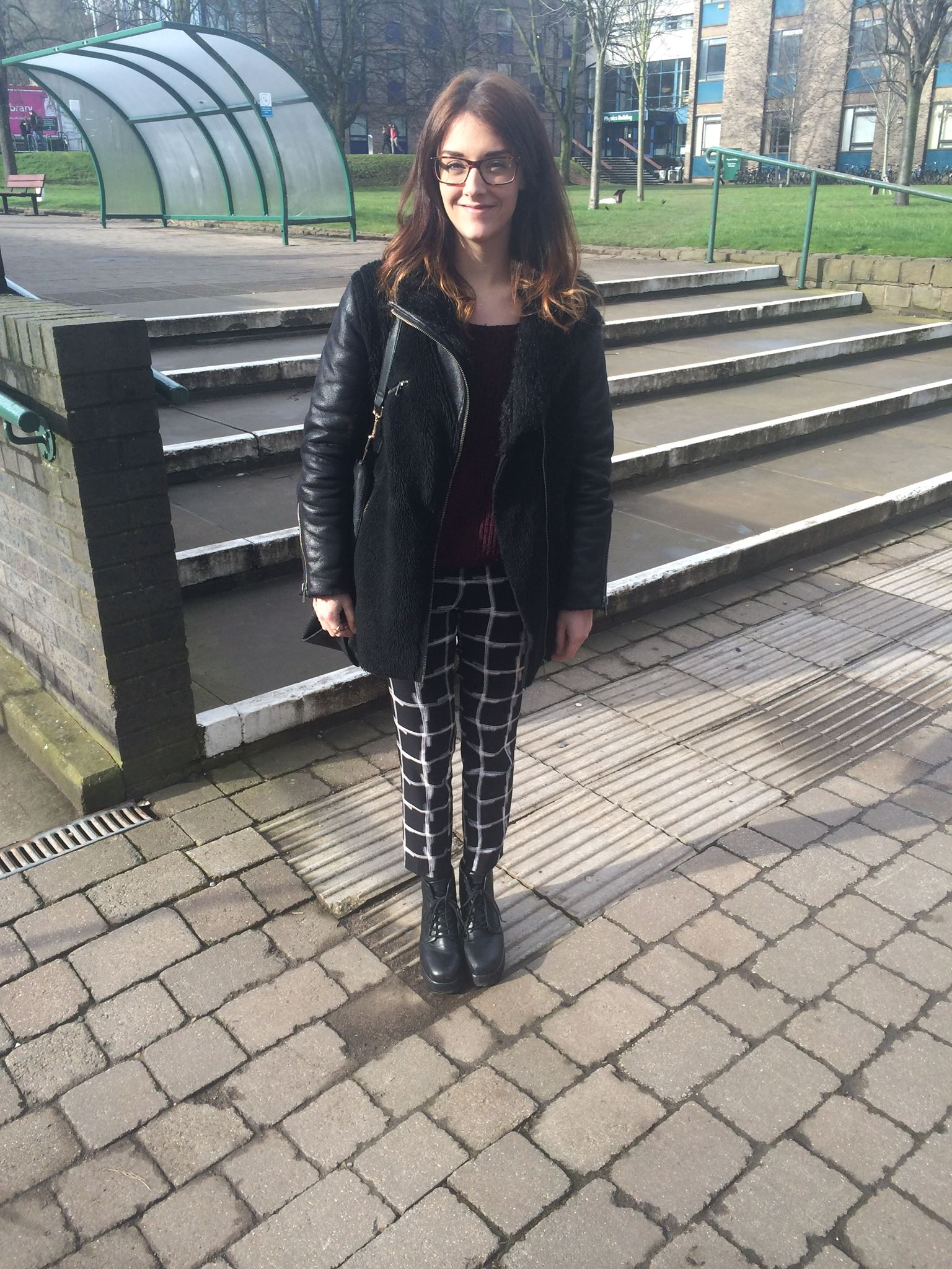 Lucy Hemsley, 2nd Year, Psychology.