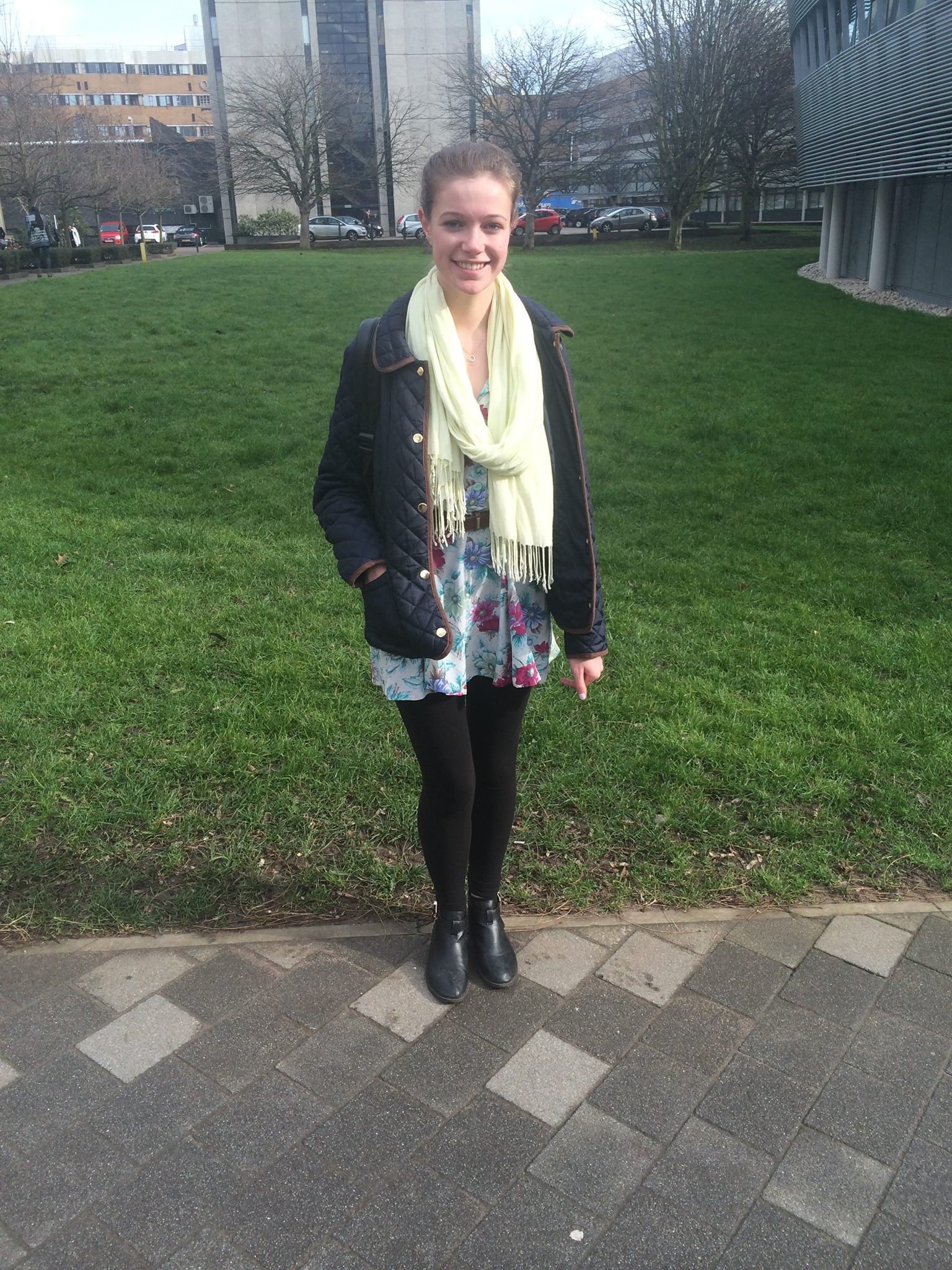 Maddy Pickles, 2nd Year, Psychology