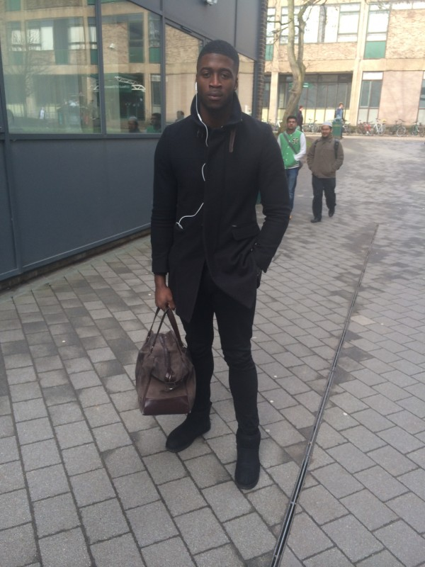 Fred Ogun, 2nd Year, Industrial Economics