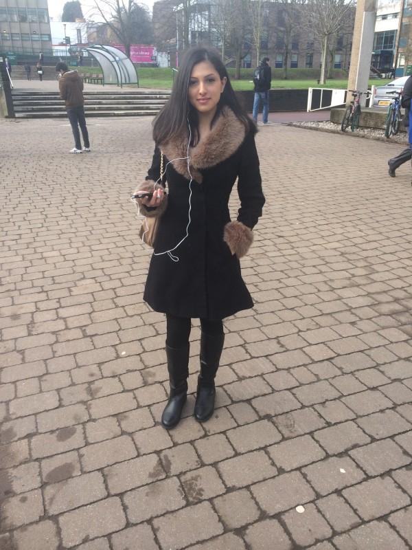 Tamsin Appaya-Bagot, 2nd Year, Psychology