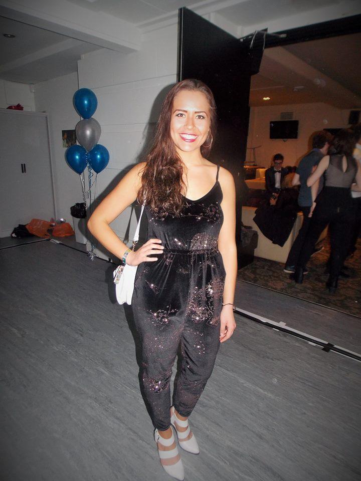 Nikki Clarke, 3rd year English, Angharad Smith's Campaign team