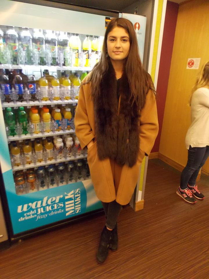 Tabitha Kyprianou, 3rd year Classical Civilisation student