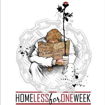 homeless for one week