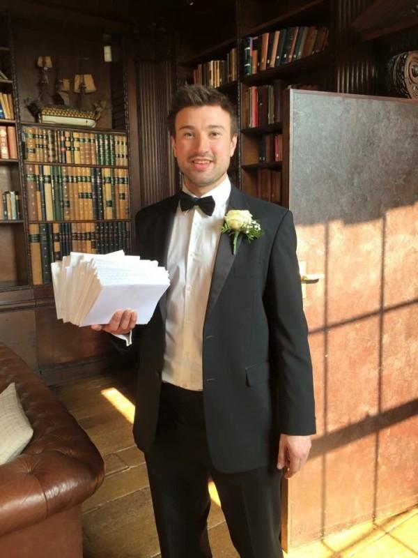 Andrew Smith, managing director of Carpe Noctum