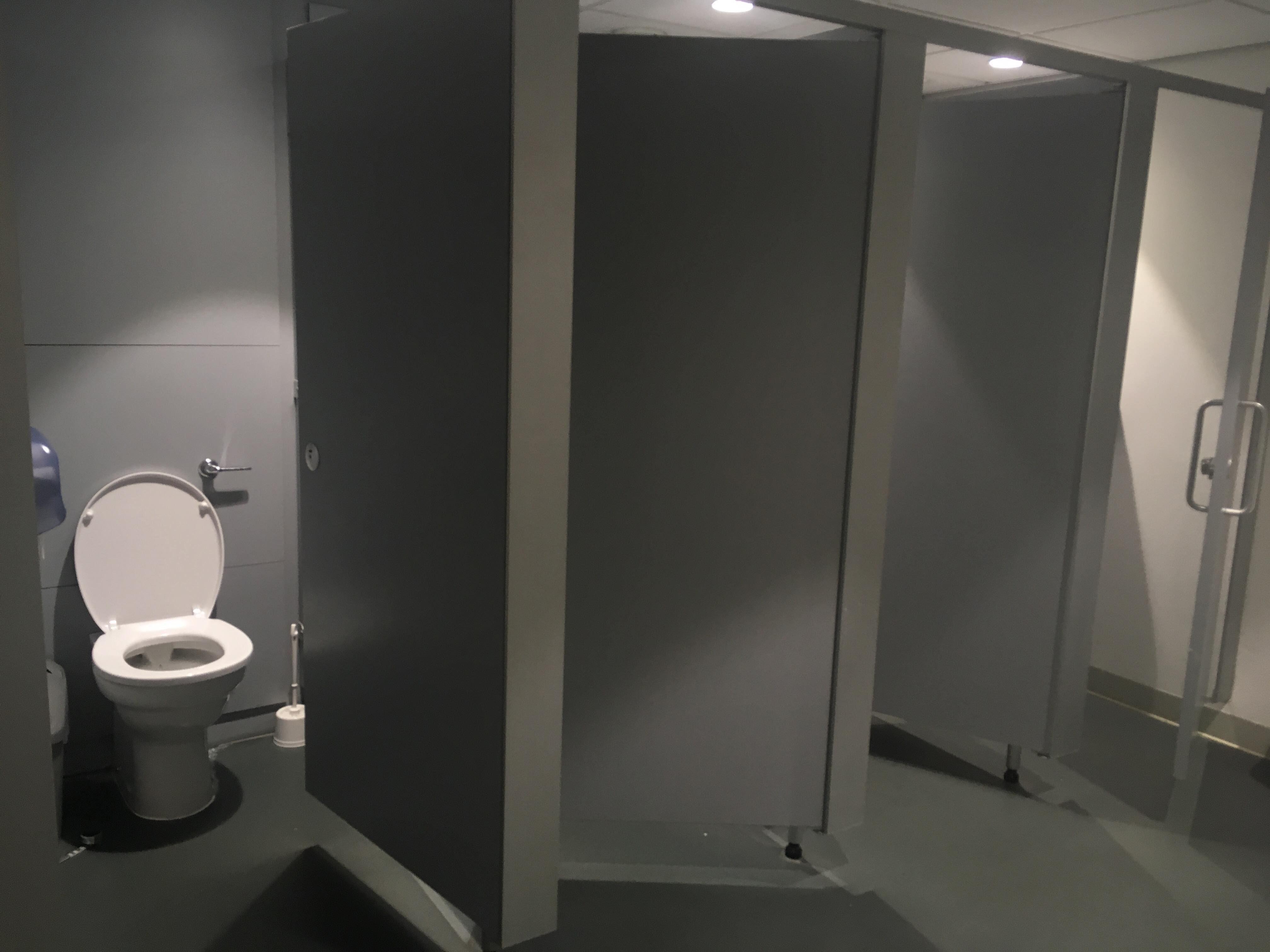Image may contain: Room, Interior Design, Indoors, Bathroom, Toilet