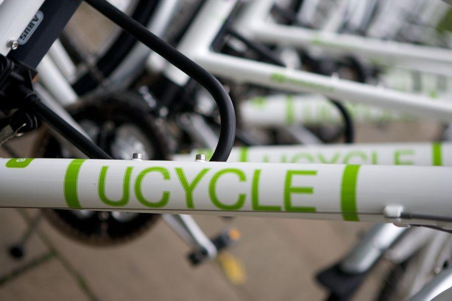 Image may contain: Machine, Transportation, Bicycle, Vehicle, Bike