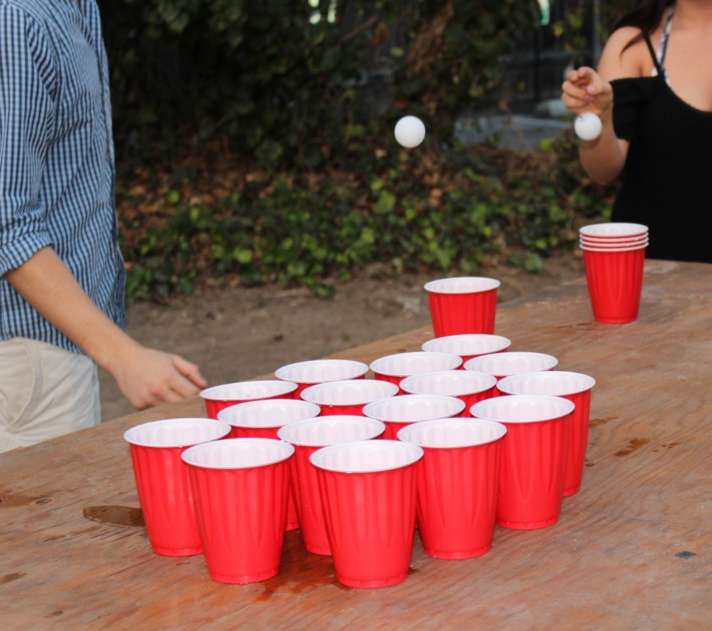 How To Stop Losing At UCSB Drinking Games - Four corners drinking game