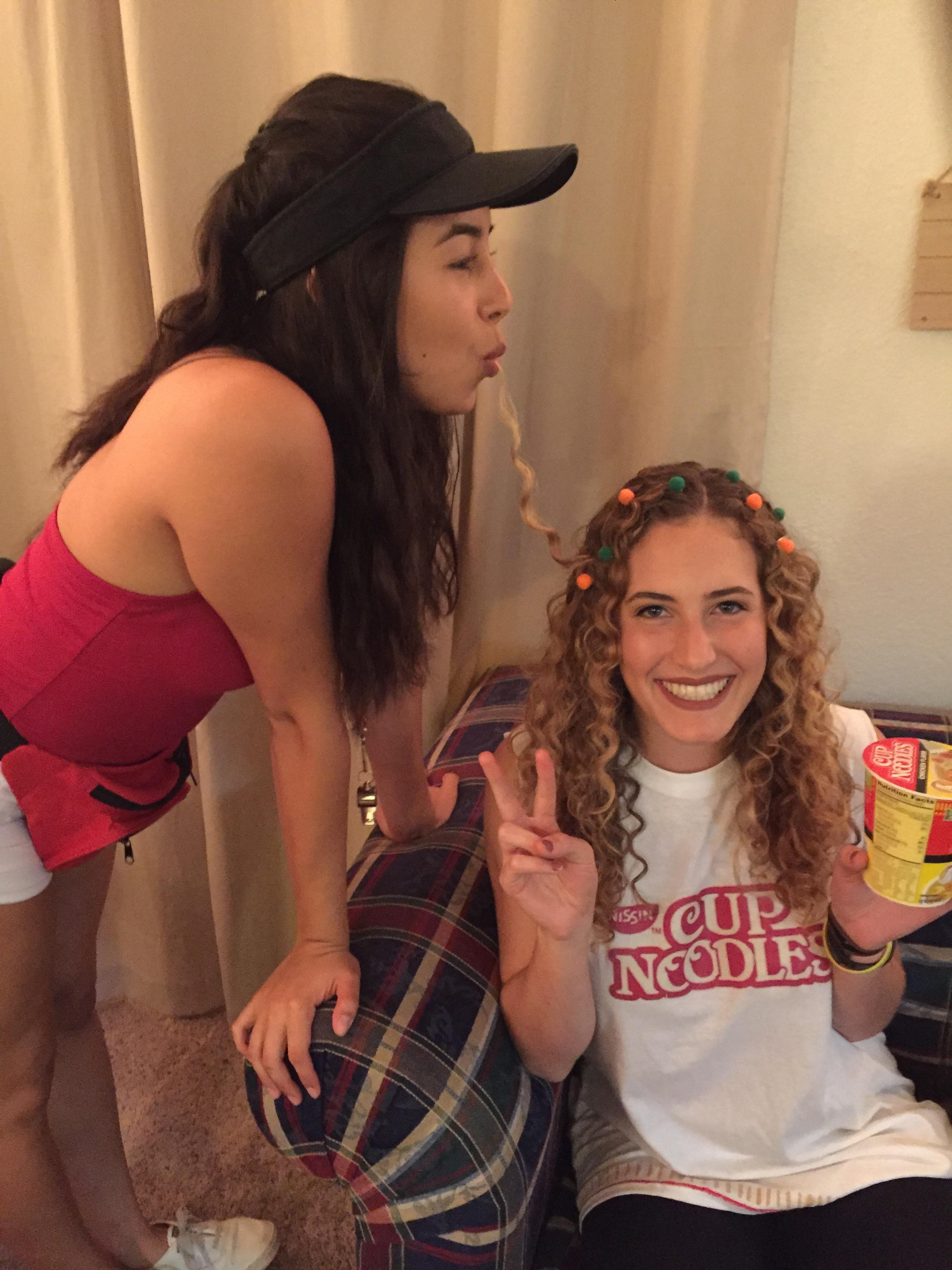 Cup Noodle Dwight Schrute And The Pope The Best Of Ucsbs 2016