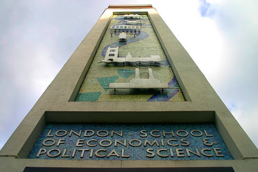 The London School of Economics (LSE) the university at the centre of the  row