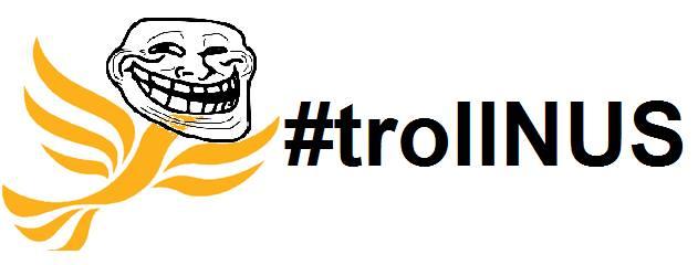 #trollNUS