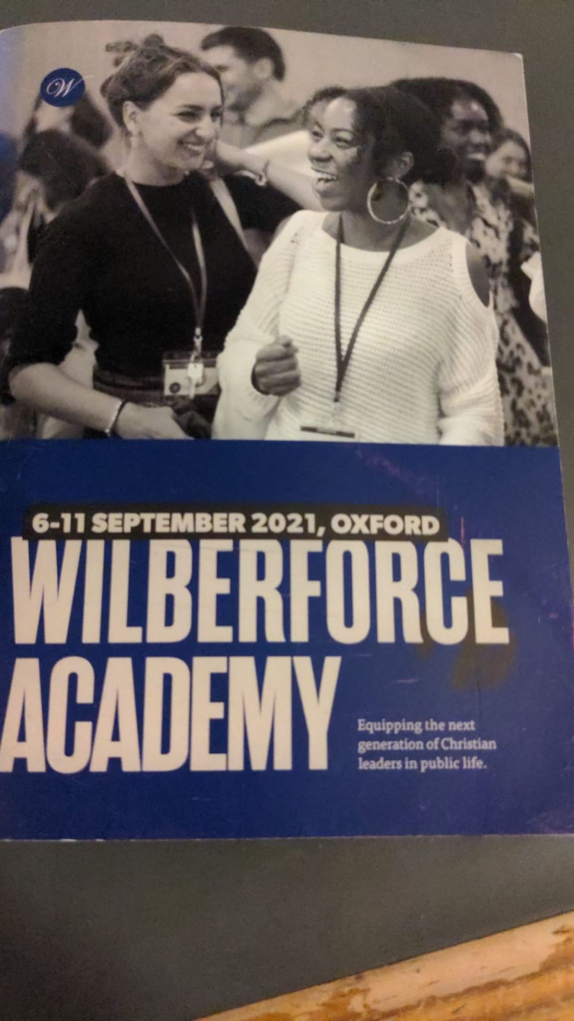 Wilberforce Academy Leaflet