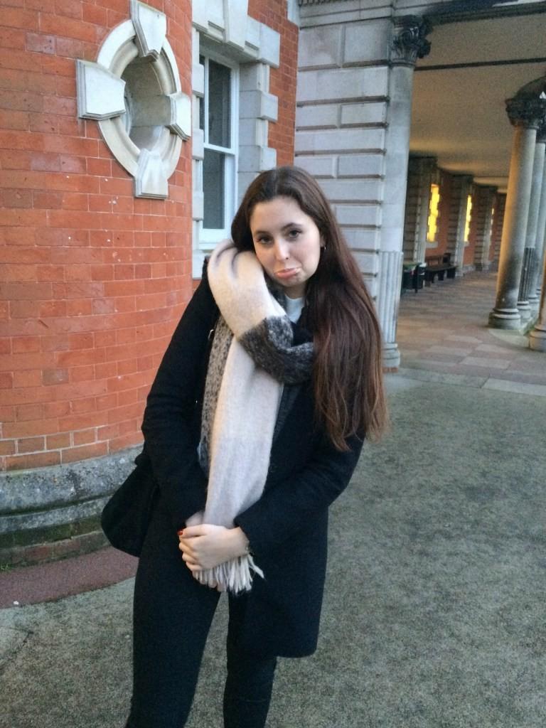 Isabel, Royal Holloway