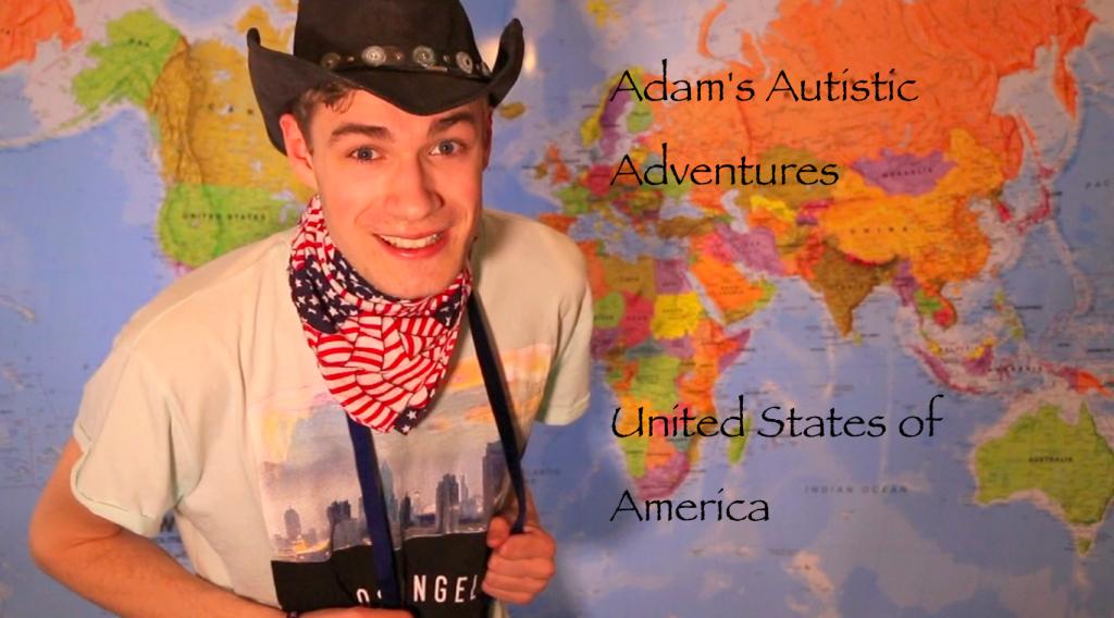 Adam's Autistic Adventures - weekly series