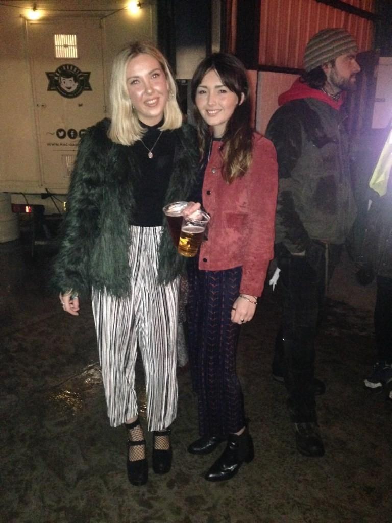 Eva and Mega, Sheffield