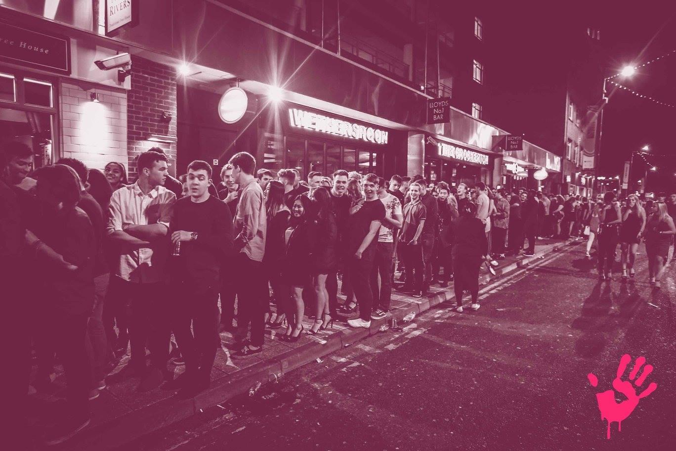 A strong queue