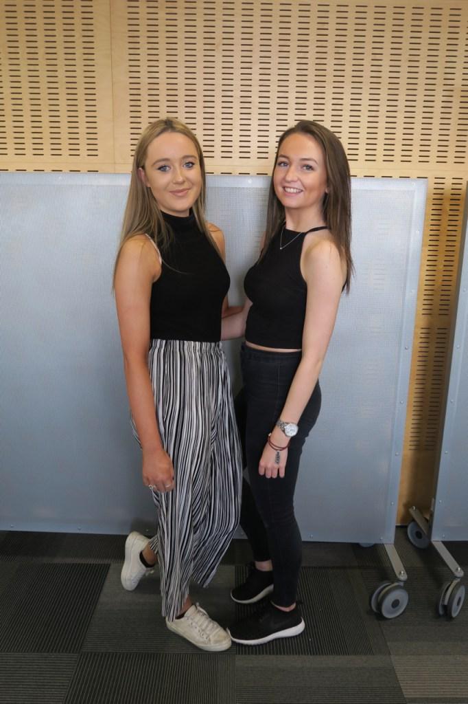 Fenella and Jess