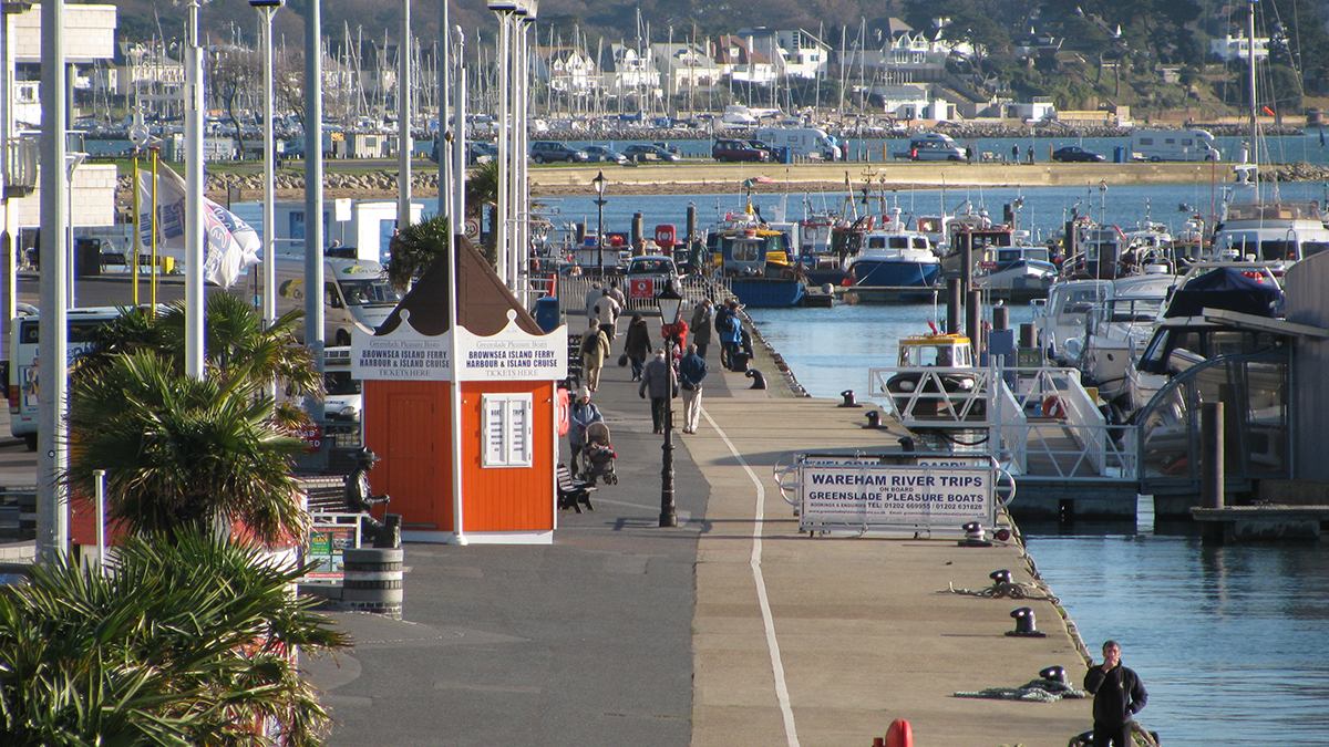 Poole The Eighth Friendliest City In The Uk