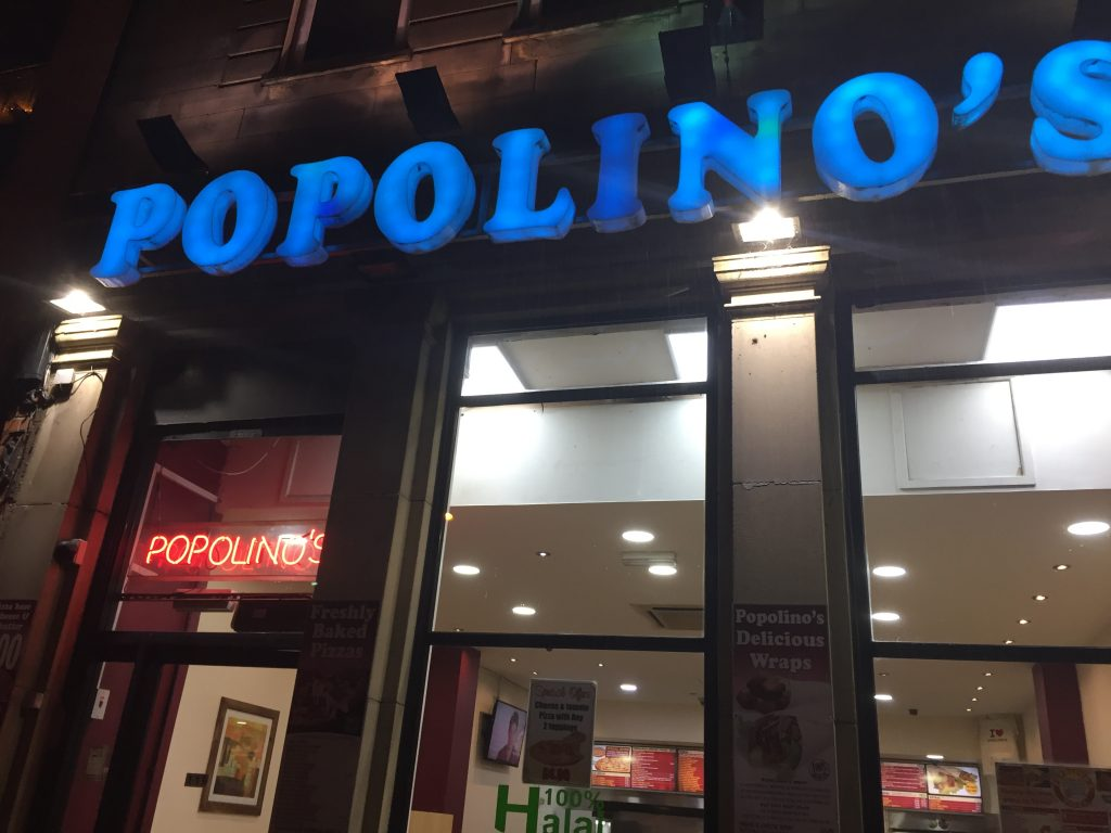 Forget the golden arches, it's Popolino's time