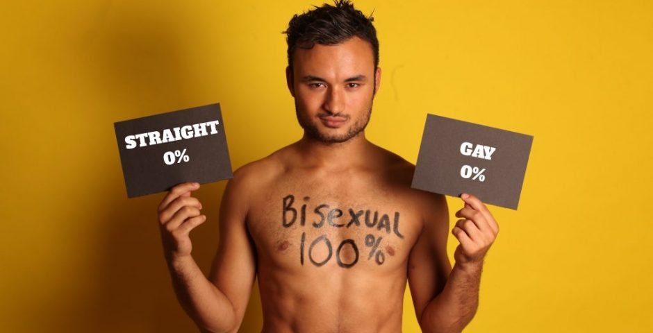 How can you tell if a man is bisexual