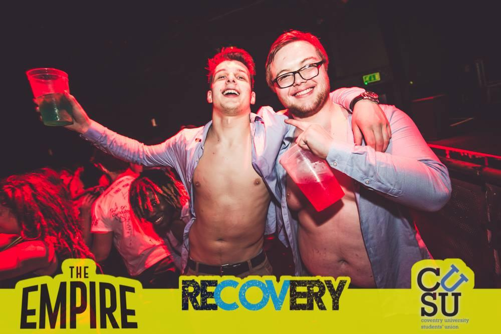 You put on two stone in freshers yet somehow still manage to pull