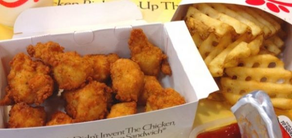Chick-fil-A is offering ALL-YOU-CAN-EAT nuggets and fries today