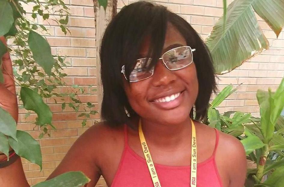 Imani Lee, 18, Political Science Major