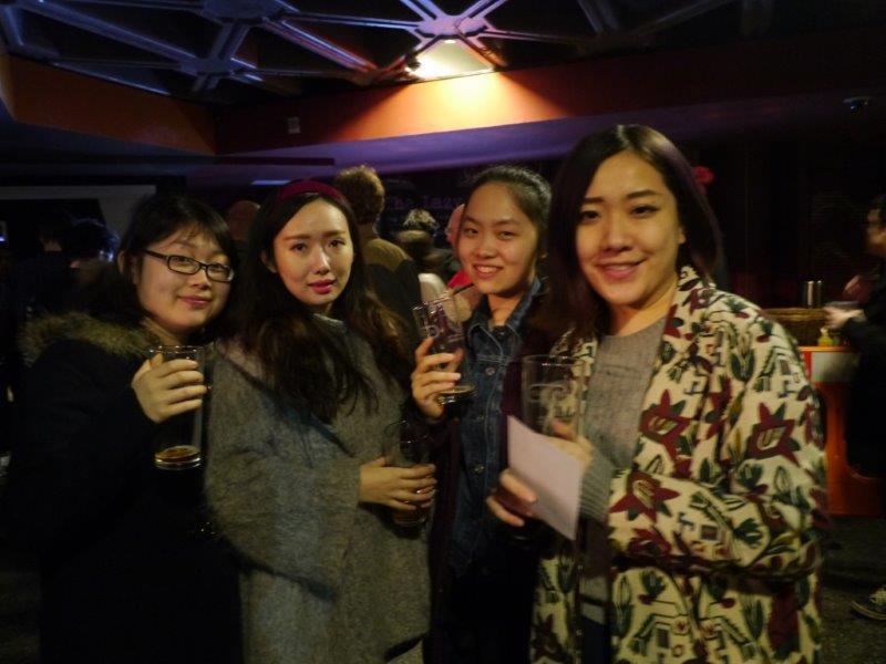 Ladies of the east