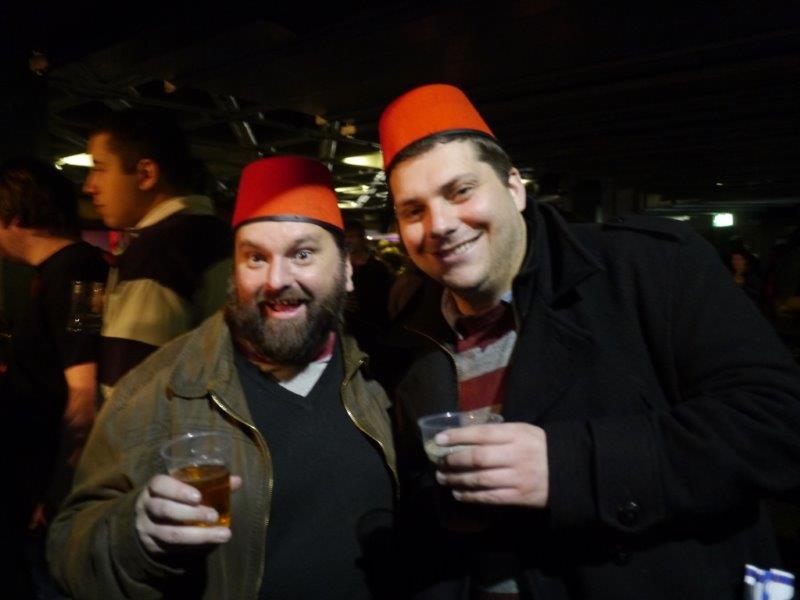 More Fez hats